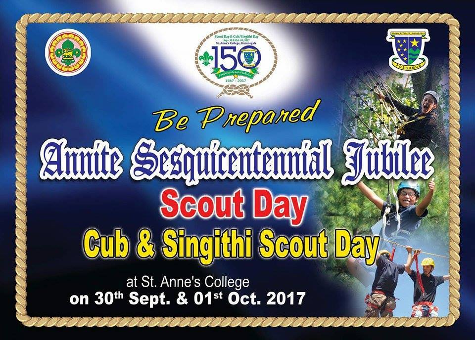 Annite Jubilee 150 Scout Day